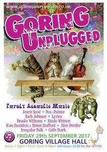 Goring Unplugged @ Goring Village Hall | Goring | England | United Kingdom