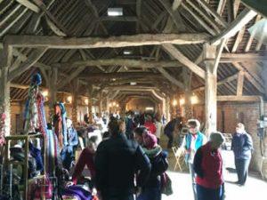 Christmas Market in The Barn @ Ipsden | Ipsden | England | United Kingdom