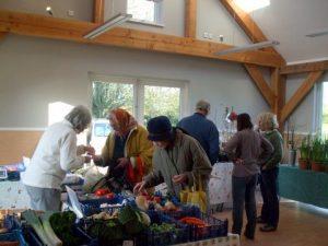 Aldworth Saturday Market @ Aldworth Village Hall