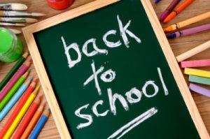 Oxfordshire schools term starts