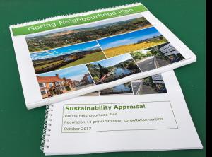 Goring Neighbourhood Plan Consultation