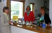Coffee and cake @ St Thomas of Canterbury Church | Goring | England | United Kingdom