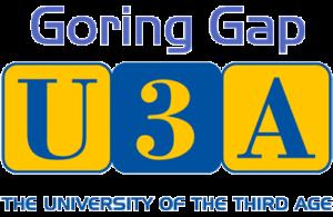 Goring Gap U3A meeting @ Goring Village Hall