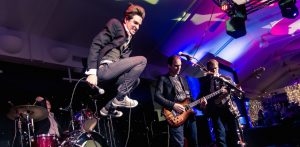 The Lightyears gig for the Epilepsy Society @ Goring Village Hall | England | United Kingdom