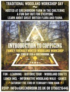 Introduction to Coppicing @ Greenbroom Farm | Goring Heath | England | United Kingdom