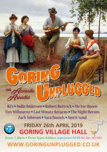Goring Unplugged @ Goring Village Hall | Goring | England | United Kingdom