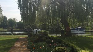 Open Gardens by The Swan at Streatley @ The Swan at Streatley | Streatley | England | United Kingdom
