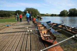 GORING GAP BOAT CLUB Go row day. On hold @ GGBC Boathouse