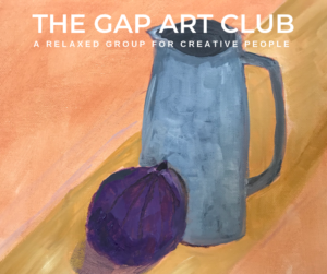 The Gap Art Club - on hold @ Canterbury Room