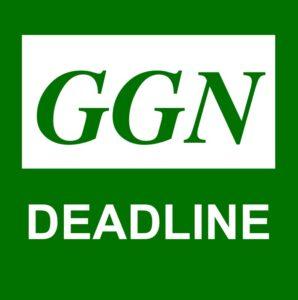 Goring Gap News - Copy Deadline.